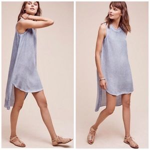 Cloth & Stone | Dalle Stonewash Hi Lo Tunic Dress